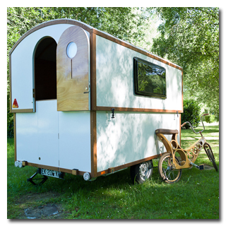 slidavan telescopic caravan